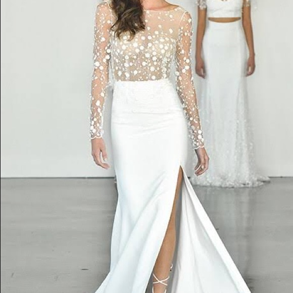 Rime Arodaky Dresses Blair Wedding Dress Poshmark